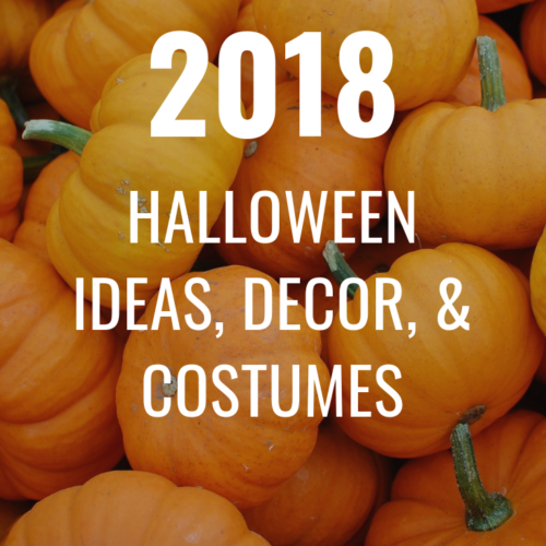 Halloween Decor & Costume Ideas