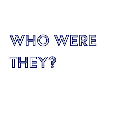 Who They Were Bible Study // Simple Free Bible Study of Major Biblical Characters