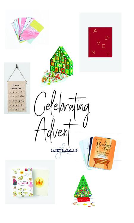 Celebrating Advent // Studies for Everyone